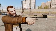 Pistola autocargable USP H & K v3 para GTA 4