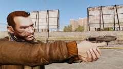 Walther PPK pistola autocargable v2 para GTA 4