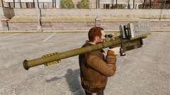 FIM-92 Stinger MANPADS para GTA 4