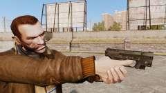 Walther P99 pistola semi-automática v1 para GTA 4