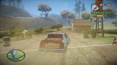 GTA HD Mod para GTA San Andreas