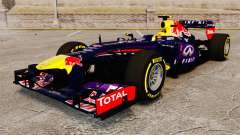 Coche, Red Bull RB9 v5