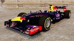 Coche, Red Bull RB9 v5