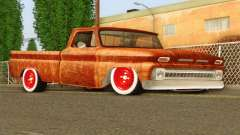 Chevrolet C10 Rat Style para GTA San Andreas