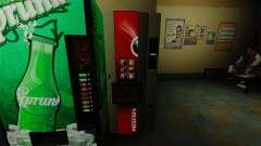 La máquina expendedora de oficina Nescafe