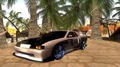 Elegy BN Nismo Sports para GTA San Andreas
