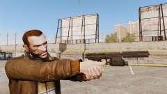 Táctica de la pistola Glock 18 v2