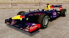 Coche, Red Bull RB9 v3