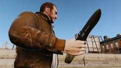 Cuchillo táctico v4 para GTA 4