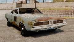 Dodge cargador RT 1969 oxidado v1.1