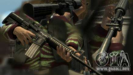 VSS Vintorez para GTA San Andreas
