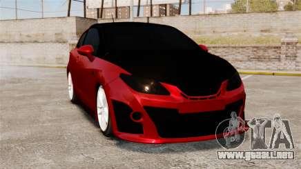 SEAT Ibiza para GTA 4