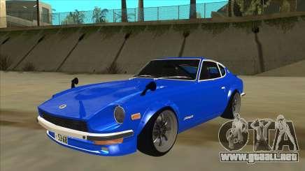 Nissan Wangan Midnight Devil Z S30 para GTA San Andreas