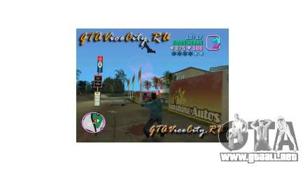 Súper poderes mod GTA Vice City para GTA Vice City