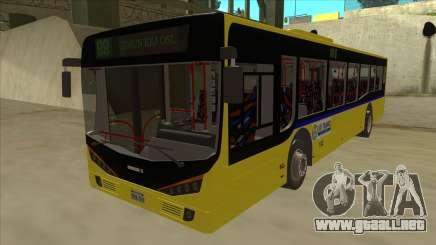 Bus Line 88 Novi Zeleznik para GTA San Andreas