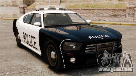 Buffalo policía LAPD v1 para GTA 4