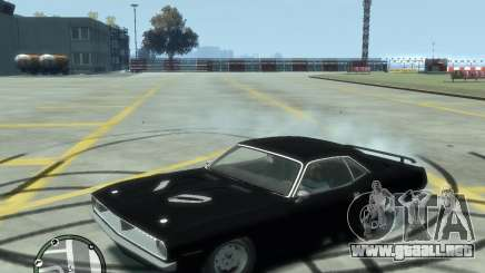 Plymouth Barracuda 1970 para GTA 4