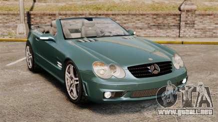 Mercedes-Benz SL65 2007 AMG v1.2 para GTA 4