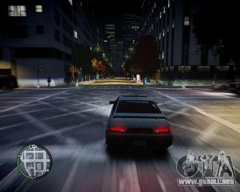 BiXenon v2.0 para GTA 4 tercera pantalla