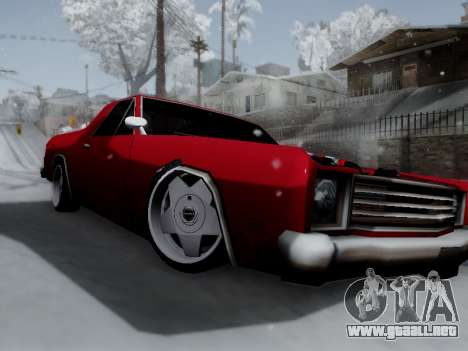 Picador V8 Picadas para GTA San Andreas left