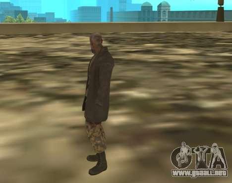 Imran para GTA San Andreas segunda pantalla