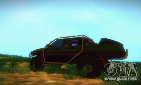 UAZ Patriot camioneta para GTA San Andreas left