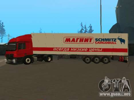 Imán de Schmitz para GTA San Andreas