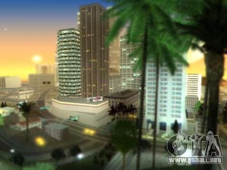 ENBSeries by Krivaseef v2.0 para GTA San Andreas quinta pantalla