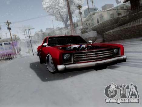 Picador V8 Picadas para visión interna GTA San Andreas