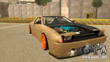 Elegy K22 King Swap para GTA San Andreas left
