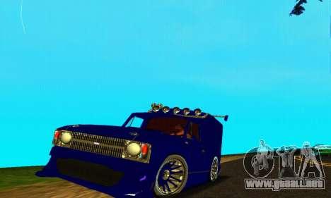 IZH 2715 Novosib Tuning para GTA San Andreas