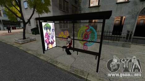 Animación japonesa para GTA 4 segundos de pantalla