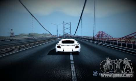 ENBseries By DjBeast para GTA San Andreas tercera pantalla