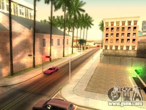 ENBSeries by Krivaseef v2.0 para GTA San Andreas sucesivamente de pantalla