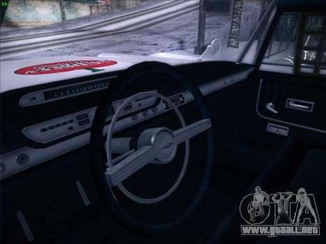 HD Bloodring Banger para las ruedas de GTA San Andreas
