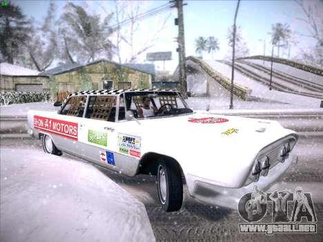 HD Bloodring Banger para la visión correcta GTA San Andreas