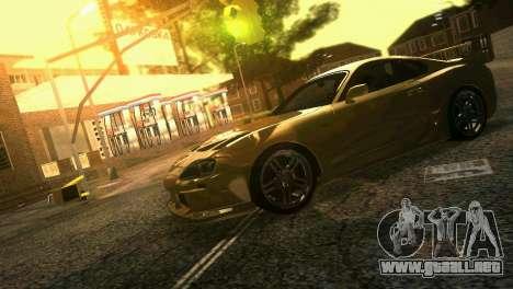 Toyota Supra TRD para GTA Vice City