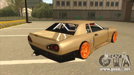 Elegy K22 King Swap para la visión correcta GTA San Andreas