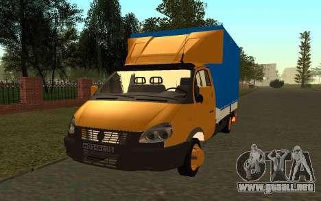 33022 Gacela negocios para GTA San Andreas