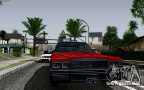 ENB Z Finale para GTA San Andreas sexta pantalla