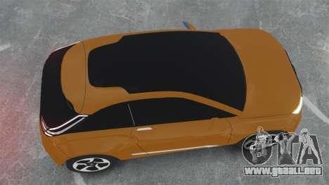 Lada XRay Concept para GTA 4 visión correcta