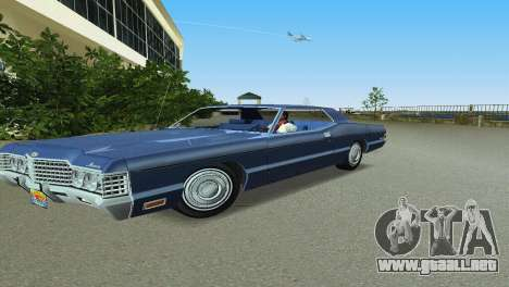 Mercury Monterey 1972 para GTA Vice City left