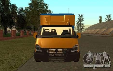 33022 Gacela negocios para la visión correcta GTA San Andreas