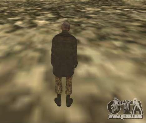 Imran para GTA San Andreas tercera pantalla