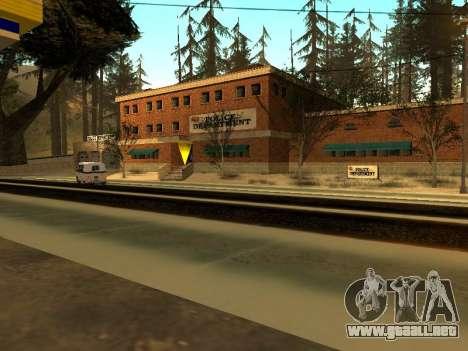 Invierno v1 para GTA San Andreas séptima pantalla