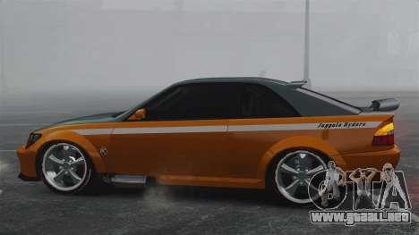 Sultan RS v2.5 para GTA 4 left