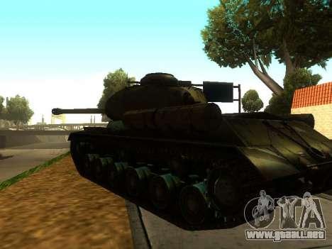 El es-2 para la visión correcta GTA San Andreas