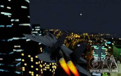 ENB Z Finale para GTA San Andreas séptima pantalla