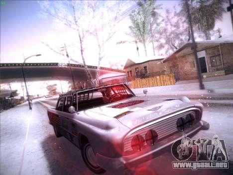 HD Bloodring Banger para GTA San Andreas left