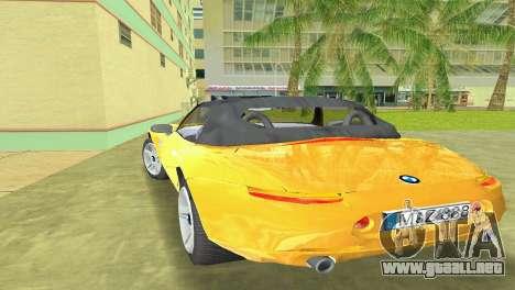 BMW Z8 para el motor de GTA Vice City